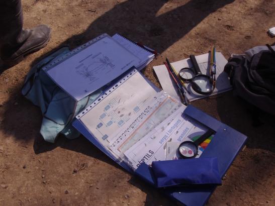 Materials del Projecte Rius